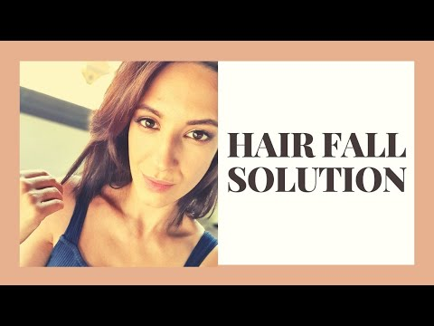 The Best Oil To Stop Hair Falling (Solution For Hair Loss And Growth)