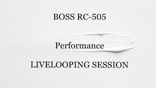 Gambar cover Boss RC 505 - Nastya Maslova Perfomance live looping session