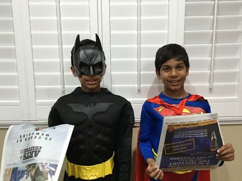 Batman v Superman winner: Time-Warner and IMAX
