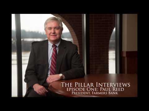 The Pillar Interviews Ep 1: Paul Reed