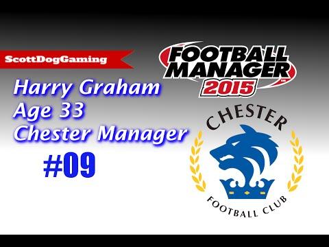 "Football Manager 2015 Career Mode ""Pressure"" Ep 9 Harry Graham ScottDogGaming HD"
