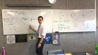 Radian Measure (3 of 4: Finding the formula for the area of a sector in radians)