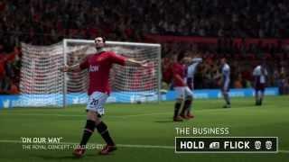 FIFA 14 [PEGI 3] -- Celebrations Trailer