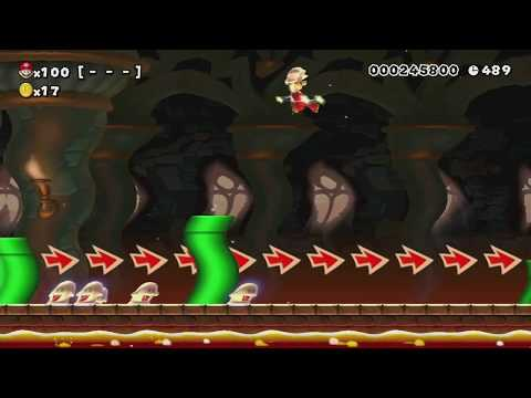 CANKERED VEXATION - Easy 100 Mario Challenge - Super Mario Maker - No Commentary