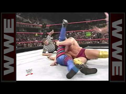 The Minnesota Stretching Crew vs. John Cena & Rico  OVW Tag Team Championship Match