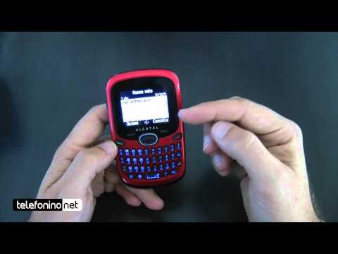 Alcatel OT255 videoreview da Telefonino.net
