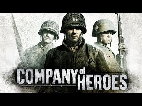 Company Of Heroes Episode 2 VierVile part 1 I Missed My Drop Zone