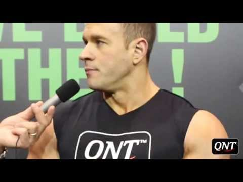 Jeff Long - Official interview at Body Fitness Form'Expo 2013, Paris.