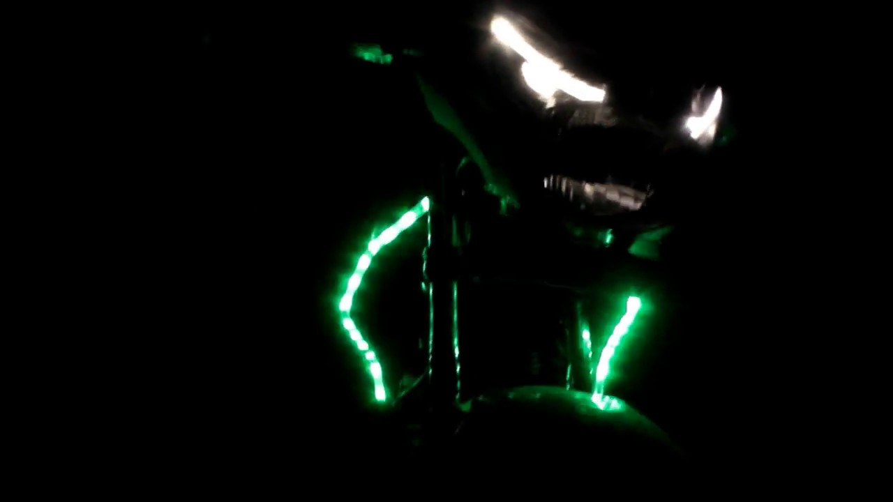 Bike Light Modification For Any Bike Diy Apache Rtr 180 Youtube