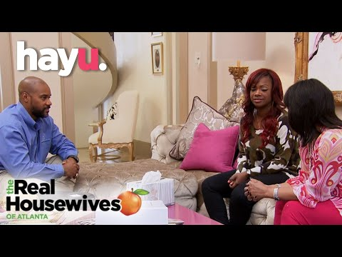 Kandi And Mama Joyce Work Through Their Issues | The Real Housewives of Atlanta