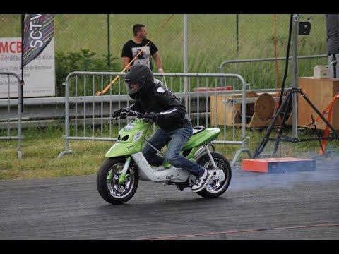 DRT BORDEAUX 2016 RUN | Styl'Bike, SCTV, GXS, Scootfast...