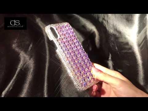 Glorious Bling Swarovski iPhone X Case