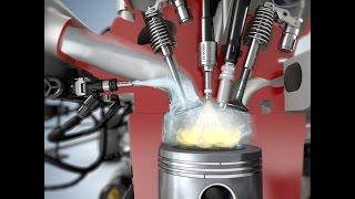 Bosch Wassereinspritzung spart 13% Benzin und bringt 5% mehr Leistung