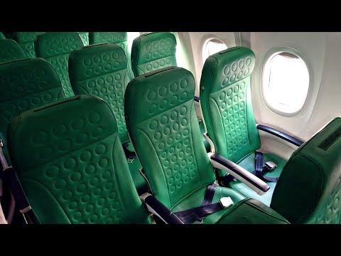 TRANSAVIA | AMSTERDAM-ZURICH | BOEING 737-800 | ECONOMY CLASS