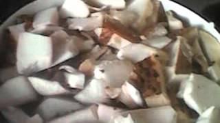 видео Альбатреллус сливающийся