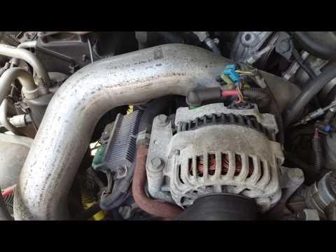 How to clean EGR valve 6.0 powerstroke