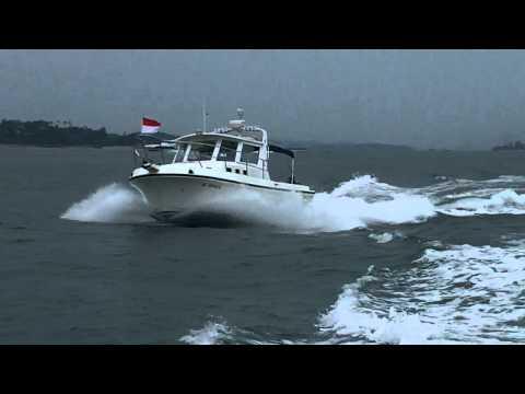 Repeat Albin 28 cruising in Indonesia by kairosmarine