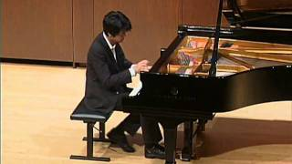 Sean Chen plays Bach Keyboard Sonata in d minor, BWV 964 - IV. Allegro