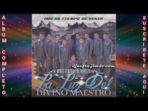 La Luz Del Divino Maestro Vol.01 - (Álbum Completo)