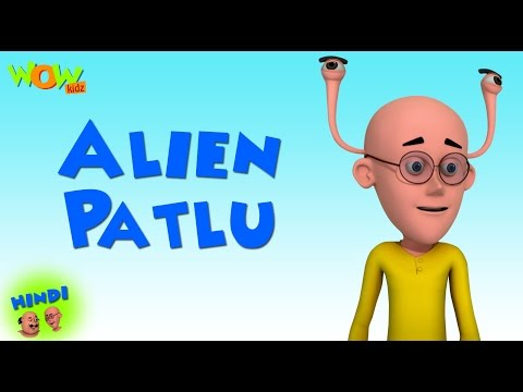Alien Patlu - Motu Patlu in Hindi WITH ENGLISH, SPANISH & FRENCH SUBTITLES thumbnail