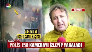 Polis 150 kamerayı izleyip yakaladı