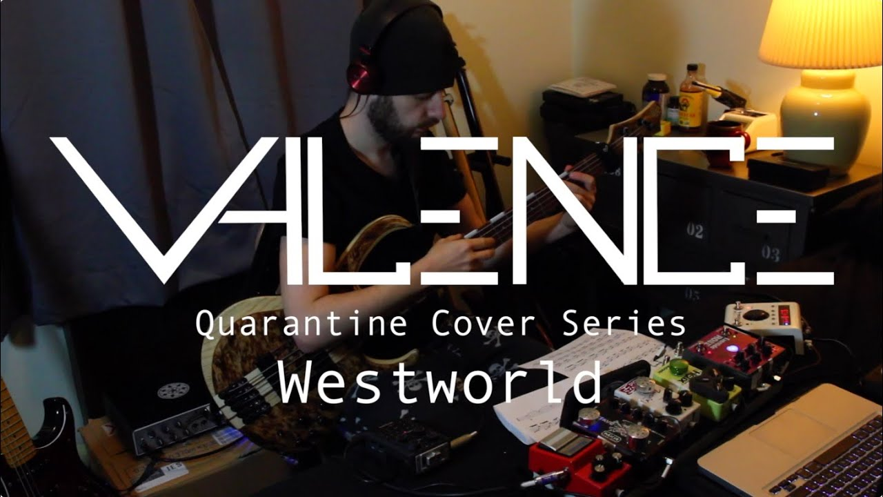 Quarantine Cover Series #1: Westworld Theme