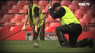 A stitch-in time at Millennium Stadium