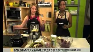 Selati: Pear, Walnut And Radicchio Salad (03/10/2013)