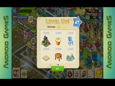 Township Level 47 Update 9 HD 720p