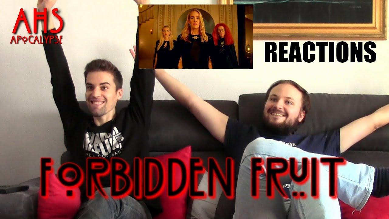 "Download American Horror Story Apocalypse 8x03 ""Forbidden Fruit"" REACTIONS"