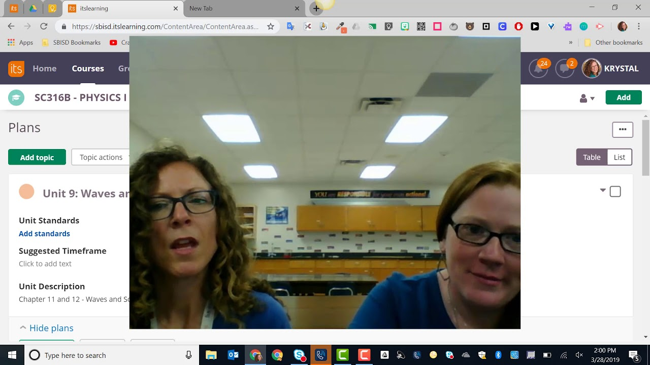 Sbisd Itslearning Cribs S2e10 April Glover Youtube