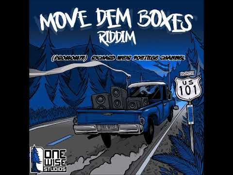 MOVE DEM BOXES RIDDIM (Mix-Aug 2019) ONE WISE STUDIOS
