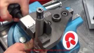 Denso common rail injectors - Assembling...