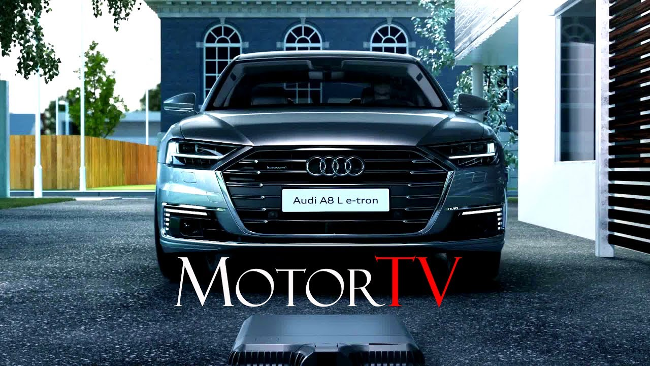 2018 audi e tron quattro. contemporary tron technology  all new 2018 audi a8 l etron quattro l wireless charging  animation throughout audi e tron