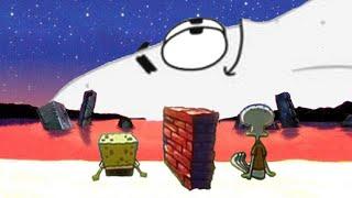 """SpongeBob Sings """"Komm, Süsser Tod"""" from End of Evangelion"""