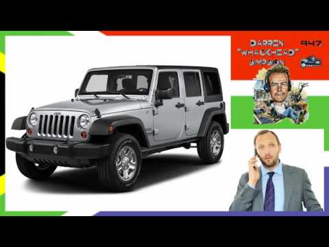 Whackhead Simpson - My Jeep Was Stolen