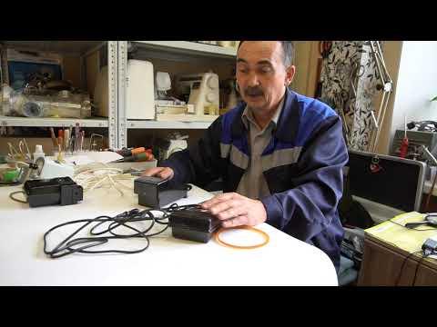 Ремонтопригодность электрических приводов швейных машин FDM, TUR 2