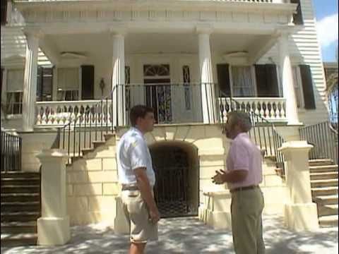 How to Strip Paint  - Federal Style Home Restoration in Charleston, SC - Bob Vila eps.907