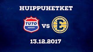 TUTO - Espoo United ottelukooste (13.12.2017)