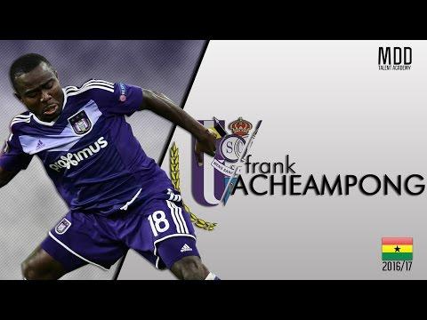 Frank Acheampong | Anderlecht | Goals, Skills, Assists | 2016/17 - HD