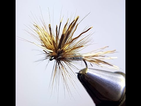 Fly Tying: Klipspringer - Emerger and Dry Combo