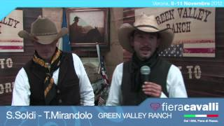 Fieracavalli 2012: Green Valley Ranch