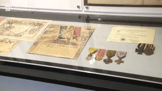 Le musée Peynet expose sur la guerre de 1914