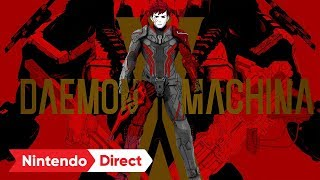 DAEMON X MACHINA [Nintendo Direct 2018.9.14]