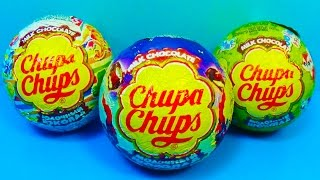 Chupa Chups surprise eggs! ФИКСИКИ YooHoo and friends SUPERMAN eggs surprise for Kids and for BABY