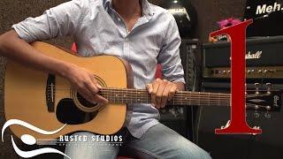 الدرس الأول: دورة تعليم الجيتار خطوة بخطوة