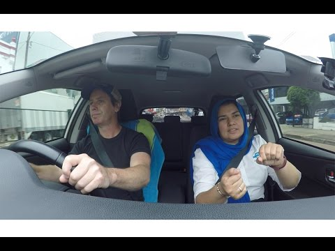NRMA Safer Driving Learn to Drive - James Ep 4: Merging and Indicating