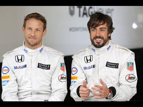 F1 News - F1 2017 Regulations, Magnussen out of Mclaren? & Button to Stay?