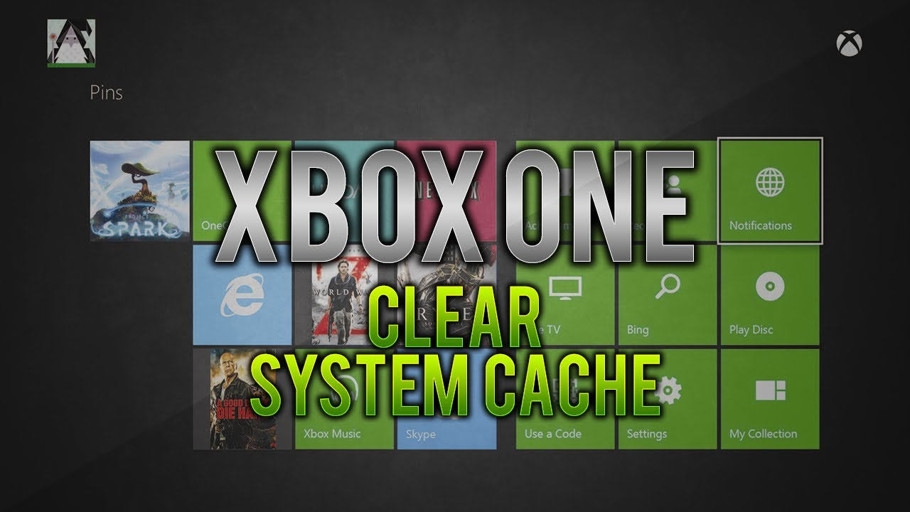 Xbox One: How to clear system cache!