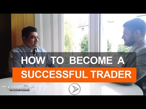 Andre Minassian on how to become a successful trader